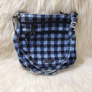 Vera Bradley Checkered Crossbody Bag